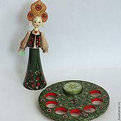 Подарки к праздникам ручной работы. Ярмарка Мастеров - ручная работа Пасхальный набор Веснянка. Handmade.
