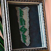 Фен-шуй и эзотерика handmade. Livemaster - original item Embroidered runic amulet