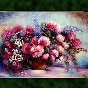 """Картины и панно ручной работы. Ярмарка Мастеров - ручная работа Картина """"Пионы"""". Handmade."""