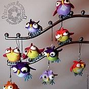 Куклы и игрушки handmade. Livemaster - original item Keychain