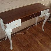 Столы ручной работы. Ярмарка Мастеров - ручная работа Консоль Прованс. Handmade.