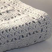Для дома и интерьера handmade. Livemaster - original item Plaid Winter morning. Handmade.