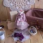 Куклы и игрушки handmade. Livemaster - original item Teddy honey Rose (sold). Handmade.