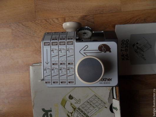 Вязание ручной работы. Ярмарка Мастеров - ручная работа. Купить Трансферная каретка Brother KА-8300. Handmade. Трансферная каретка