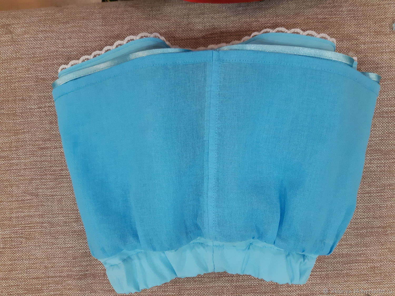 Пышная детская юбочка на резинке
