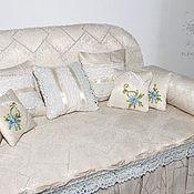 Куклы и игрушки ручной работы. Ярмарка Мастеров - ручная работа диван-шкатулка Нежный. Handmade.