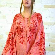 Одежда ручной работы. Ярмарка Мастеров - ручная работа Блуза решелье единственный экземпляр. Handmade.