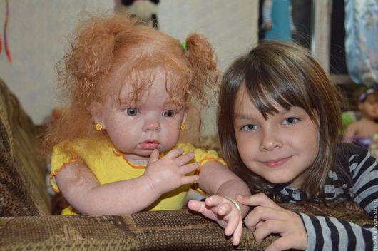 Куклы-младенцы и reborn ручной работы. Ярмарка Мастеров - ручная работа. Купить Тибби, молда Tibby от Donna RuBert. Handmade.