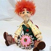 Куклы и игрушки ручной работы. Ярмарка Мастеров - ручная работа Солнечный Карлсон. Handmade.