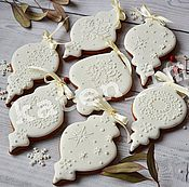 Подарки к праздникам handmade. Livemaster - original item Gingerbread Christmas