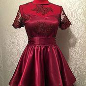 """Одежда ручной работы. Ярмарка Мастеров - ручная работа платье """"Марсель"""". Handmade."""