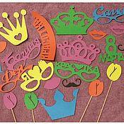 Сувениры и подарки ручной работы. Ярмарка Мастеров - ручная работа Фотобутафория для девичника или на 8 марта. Handmade.