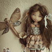Куклы и игрушки ручной работы. Ярмарка Мастеров - ручная работа Незабудка. Handmade.
