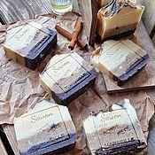 Мыло ручной работы. Ярмарка Мастеров - ручная работа Марсельское мыло с прянностями. Handmade.