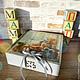 """Развивающие игрушки ручной работы. Заказать Кубики """"Воспоминания о детстве"""". Алиса.Декупаж в интерьере.. Ярмарка Мастеров. Развивающие кубики"""