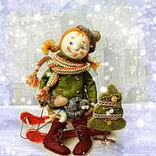 Мягкие игрушки ручной работы. Ярмарка Мастеров - ручная работа Что же мне подарит Дед Мороз на Новый Год?))). Handmade.