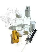 Материалы для творчества handmade. Livemaster - original item Perfume flacon 15 ml. Handmade.