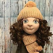 Куклы и пупсы ручной работы. Ярмарка Мастеров - ручная работа Кукла текстильная. Handmade.