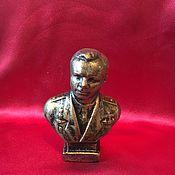 Для дома и интерьера handmade. Livemaster - original item Bust of Yuri Gagarin. Handmade.