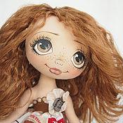 """Куклы и игрушки ручной работы. Ярмарка Мастеров - ручная работа Малышка """"Best coffee"""". Handmade."""