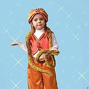 """Работы для детей, ручной работы. Ярмарка Мастеров - ручная работа Костюм """"Заклинатель змей"""". Handmade."""