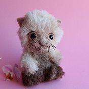 Куклы и игрушки ручной работы. Ярмарка Мастеров - ручная работа кот Чубака в тедди технике. Handmade.