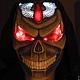 Карнавальные костюмы ручной работы. Ярмарка Мастеров - ручная работа. Купить Ex Blood Angel (Warhammer), авторская маска. Handmade.