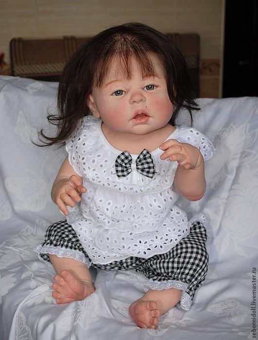 Куклы-младенцы и reborn ручной работы. Ярмарка Мастеров - ручная работа. Купить Кукла реборн Варюша. Handmade. Кукла реборн