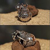 Материалы для творчества handmade. Livemaster - original item Totoro charm. Handmade.