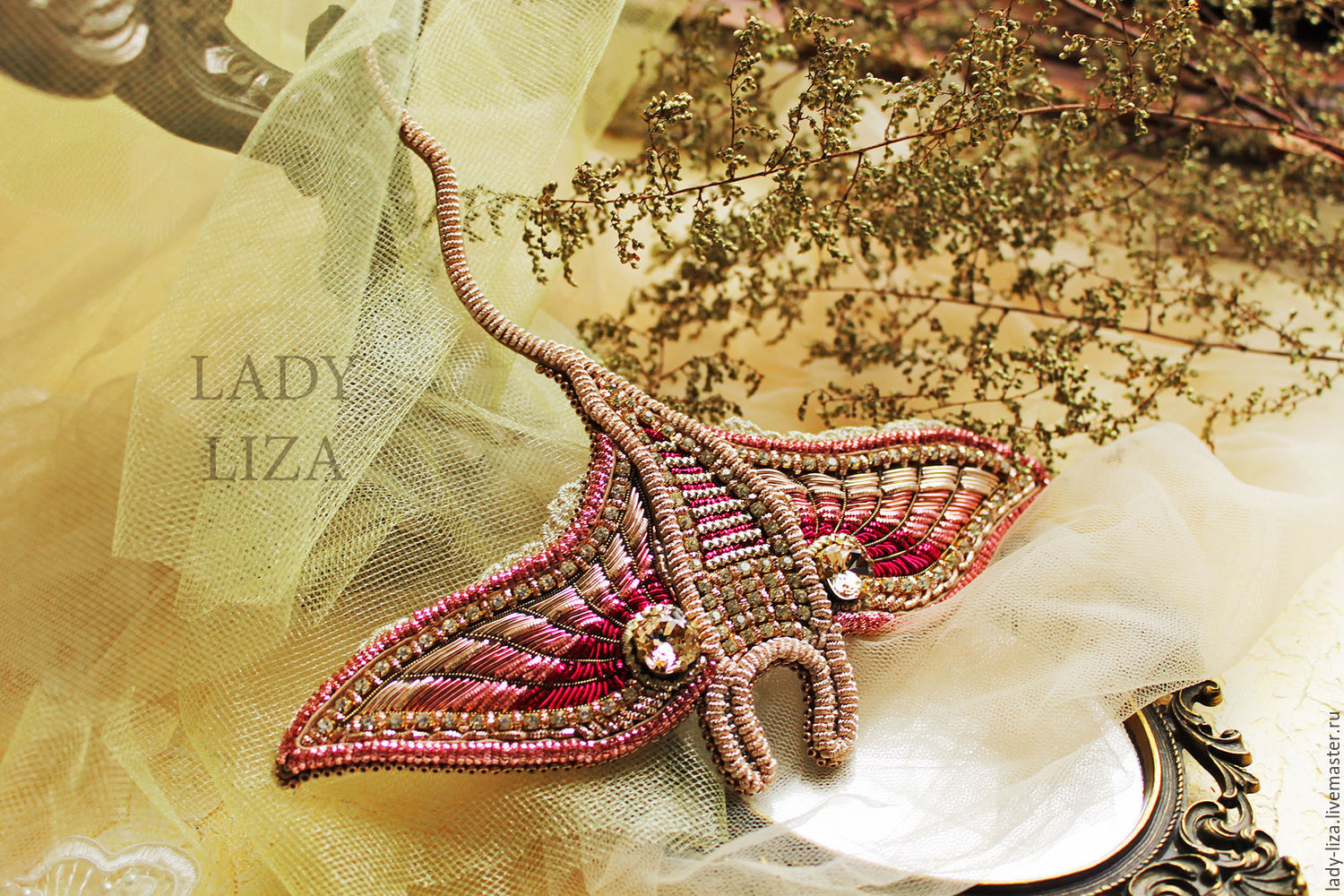 To buy a brooch, brooch Stingray brooch to buy, soutache jewelry, brooch embroidery brooch bead brooch, buy brooch embroidery, beaded lace brooch, embroidered beaded brooch beading, gold embroidery, b