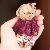 Stuffed Toys handmade. Livemaster - original item Tick. Handmade.