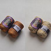 Материалы для творчества handmade. Livemaster - original item Threads France Caudry Cocoon in the range (№3057#№3084). Handmade.