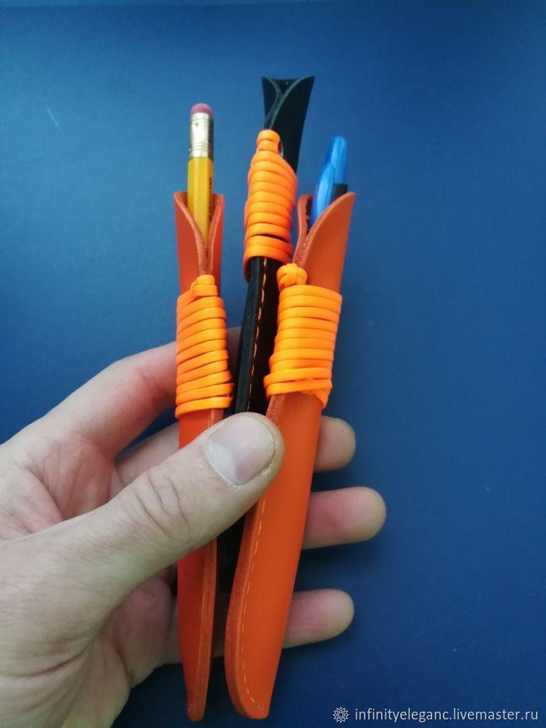 Чехол для ручки, карандаша