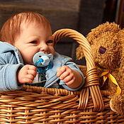 Куклы и игрушки ручной работы. Ярмарка Мастеров - ручная работа Кукла реборн Рома. Handmade.