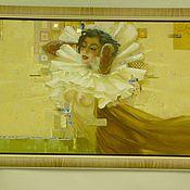Картины и панно ручной работы. Ярмарка Мастеров - ручная работа Приближение. Handmade.