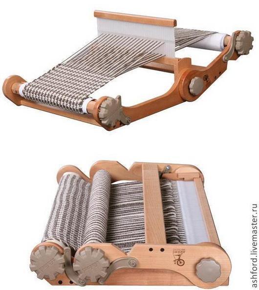Другие виды рукоделия ручной работы. Ярмарка Мастеров - ручная работа. Купить Портативный ткацкий станок (knitters loom).. Handmade.