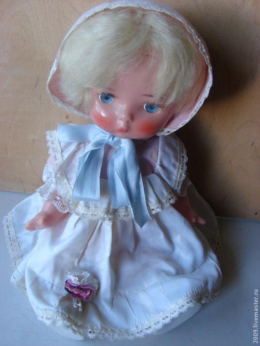 Винтажные куклы и игрушки. Ярмарка Мастеров - ручная работа. Купить Кукла ( антикварная)винтажная 1984 год АБОЛЮТНАЯ СОХРАННОСТЬ. Handmade. коллекция