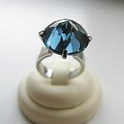 Украшения handmade. Livemaster - original item Ring with spinel. 925 sterling silver.. Handmade.