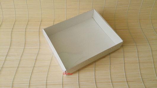 Упаковка ручной работы. Ярмарка Мастеров - ручная работа. Купить Коробка из гофрокартона 28х23,5х6см  М7. Handmade. Коробка, упаковка
