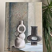 Картины и панно handmade. Livemaster - original item The Unbearable lightness of Being An oil painting. Handmade.