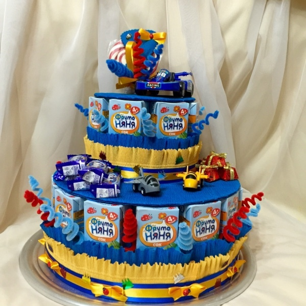 Фото тортик своими руками