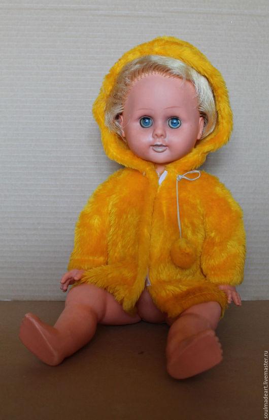 Винтажные куклы и игрушки. Ярмарка Мастеров - ручная работа. Купить Кукла ГДР, РАУНШТАЙН, 46 см.. Handmade. Комбинированный, раунштайн