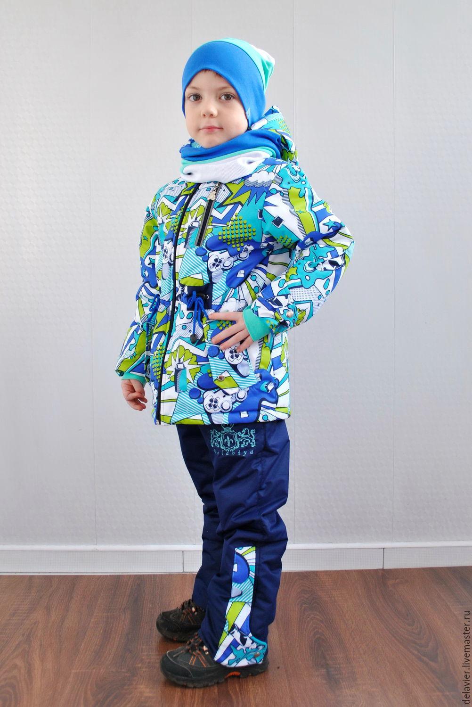 Детский демисезонный комплект одежды, детский демисезонный, детская одежда, детская куртка, детский комплект