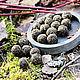 Медитация ручной работы. Ярмарка Мастеров - ручная работа. Купить Травяные благовония Black Forest. Handmade. Благовония, травяные благовония