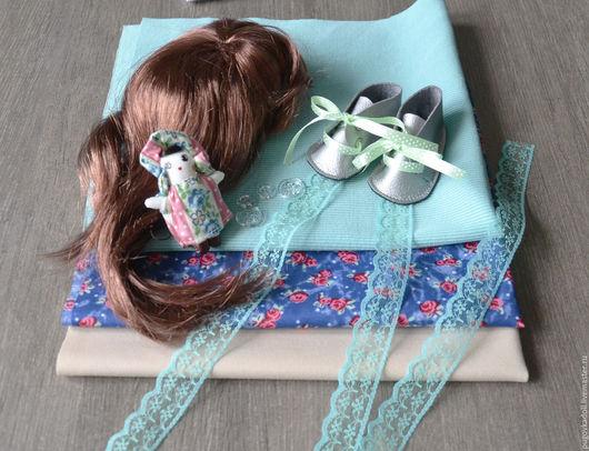 Куклы и игрушки ручной работы. Ярмарка Мастеров - ручная работа. Купить Набор для шитья куклы Адиля. Handmade. Набор для творчества