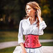 Одежда handmade. Livemaster - original item Breast Corset