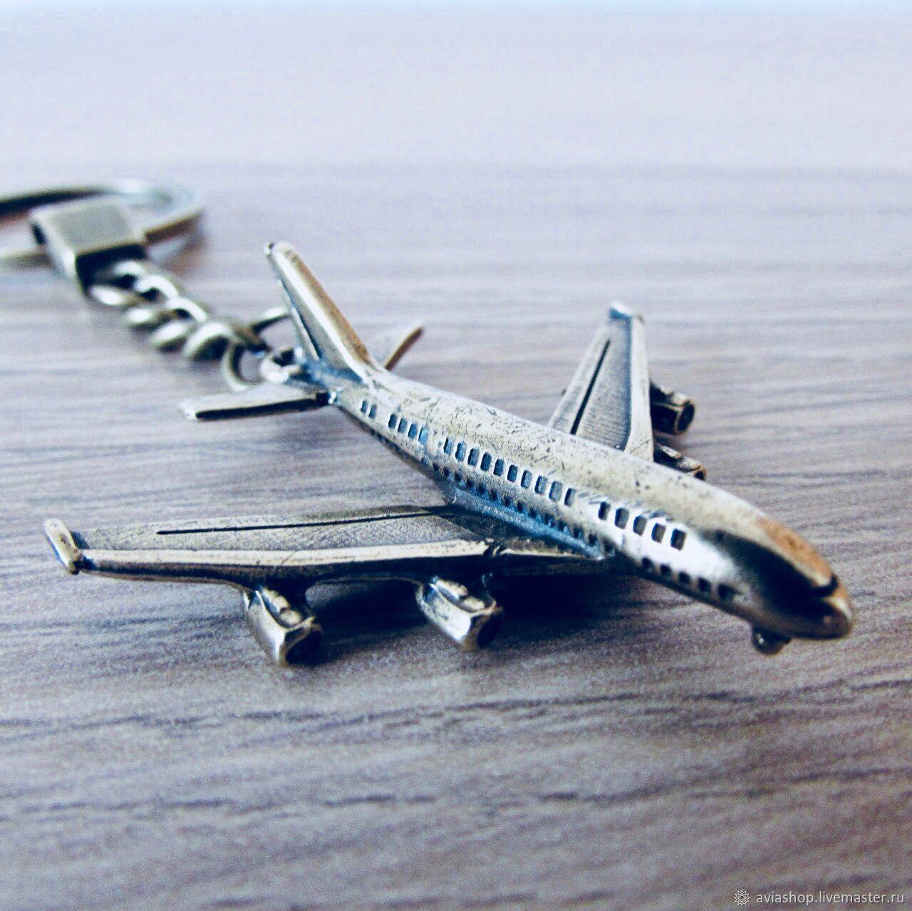 Брелок Airbus 380