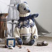 Stuffed Toys handmade. Livemaster - original item Sven. Wind of wanderings. Handmade.