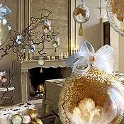 Подарки к праздникам handmade. Livemaster - original item Christmas decorations