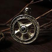 Субкультуры handmade. Livemaster - original item Amulet Masters of